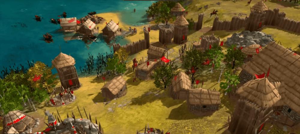 Релизный трейлер War Selection - стратегии со своим аналогом королевской битвы