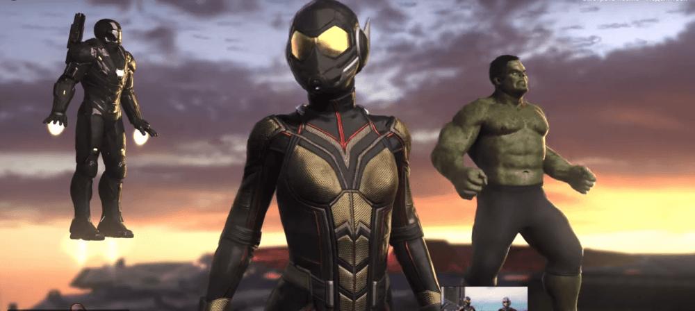 Новый трейлер VR-игры Avengers: Damage Control