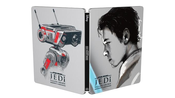 Коллекционное издание Star Wars Jedi: Fallen Order