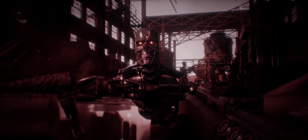 Системные требования Terminator: Resistance