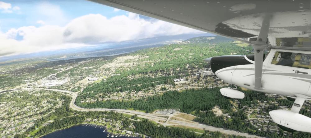 Microsoft Flight Simulator скоро перейдет в стадию альфа-теста