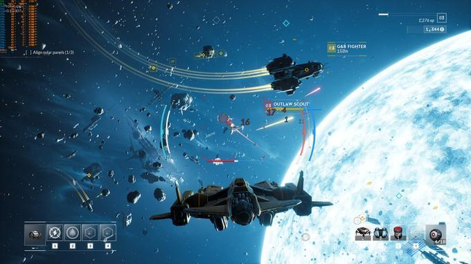 Свежие скриншоты Everspace 2 - космического симулятора