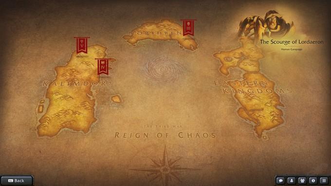 Утечка информации с ЗБТ Warcraft 3: Reforged