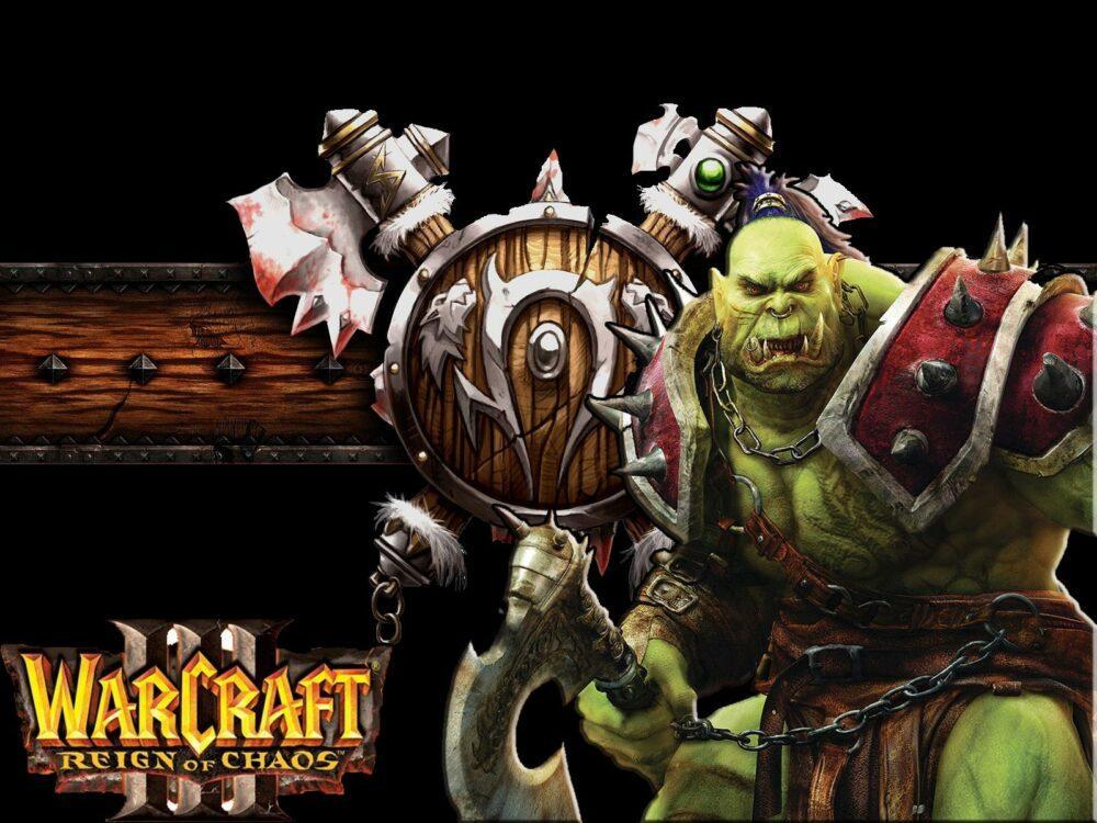Скорей всего скоро будет тест ремейка - Warcraft III