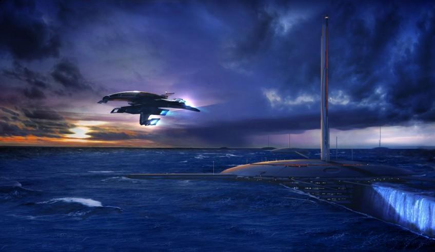 Возможно, выйдет следующая часть Mass Effect