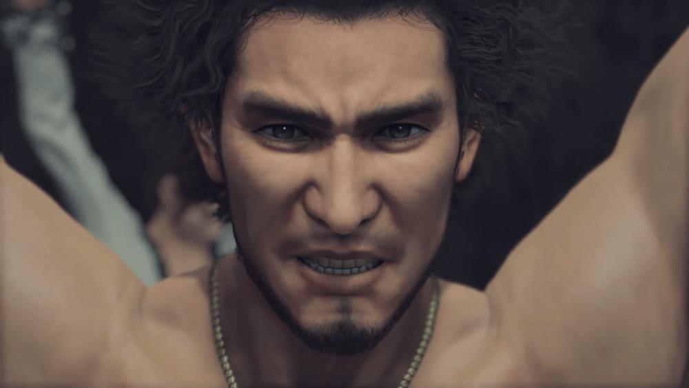 Новый трейлер Yakuza: Like a Dragon