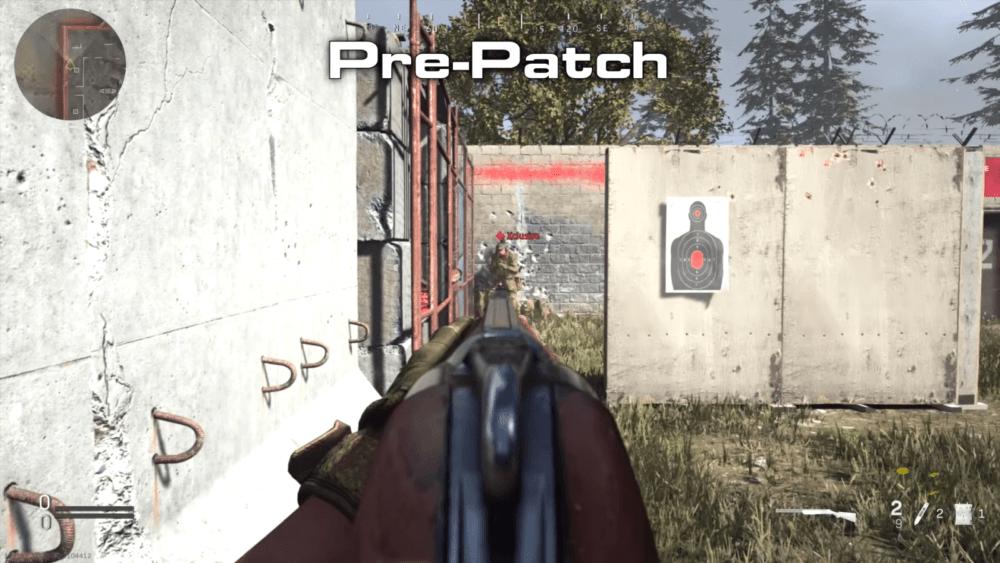 Дробовик 725 в Call of Duty: Modern Warfare остался самым мощным - патч не помог