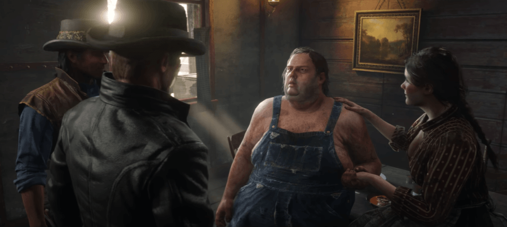 В Red Dead Online добавили новый контент