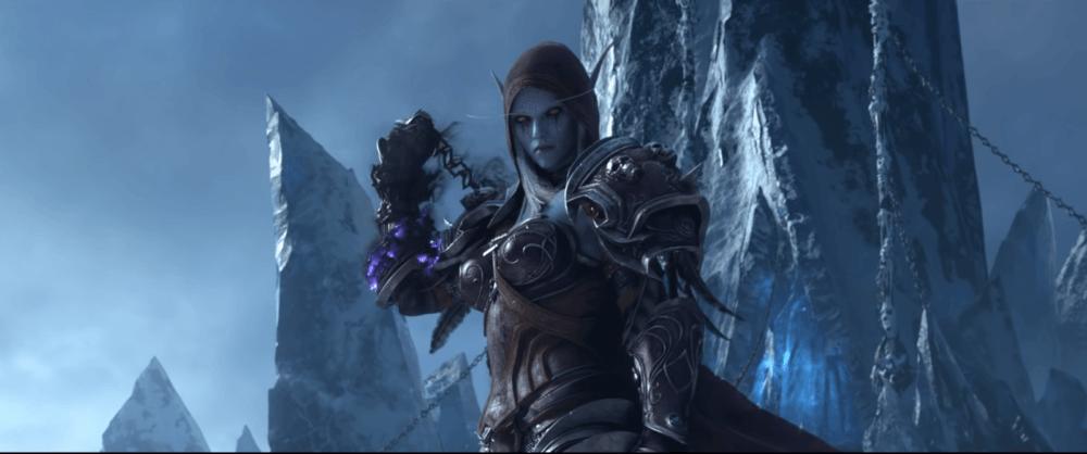 Геймплей дополнения World of Warcraft Shadowlands