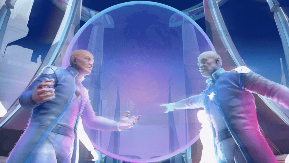 Фракция Синедрион в новом трейлере Phoenix Point