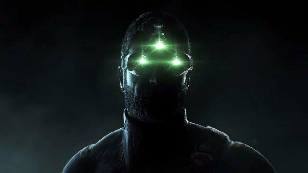 Вероятно, нас ждет выход новой части Splinter Cell
