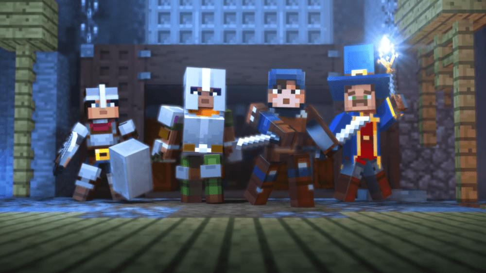 Пострелизная поддержка Minecraft: Dungeons будет как платная, так и бесплатная