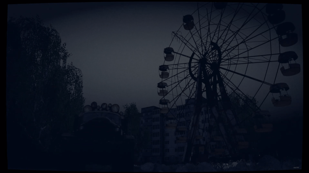Дополнение Spintires отправит вас колесить по Чернобылю