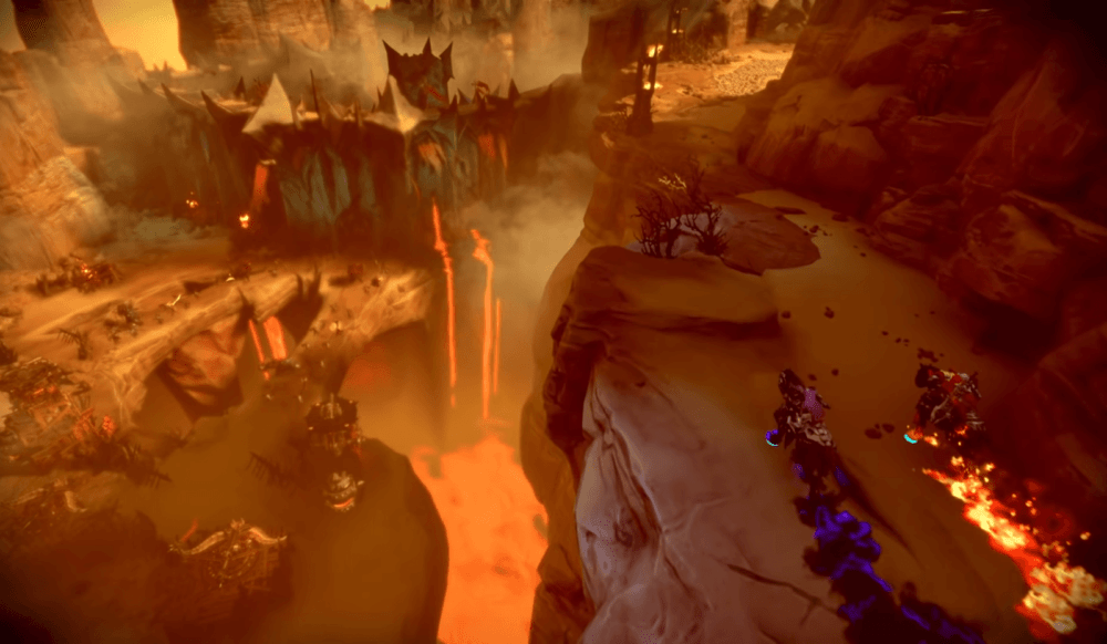 Способности героев Darksiders Genesis в новом трейлере