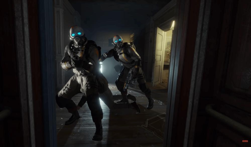 Анонсирована Half-Life: Alyx - трелер, системные требования