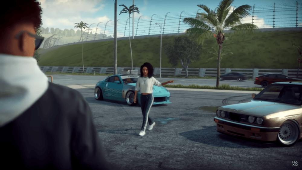 Получасовой геймплей Need for Speed: Heat