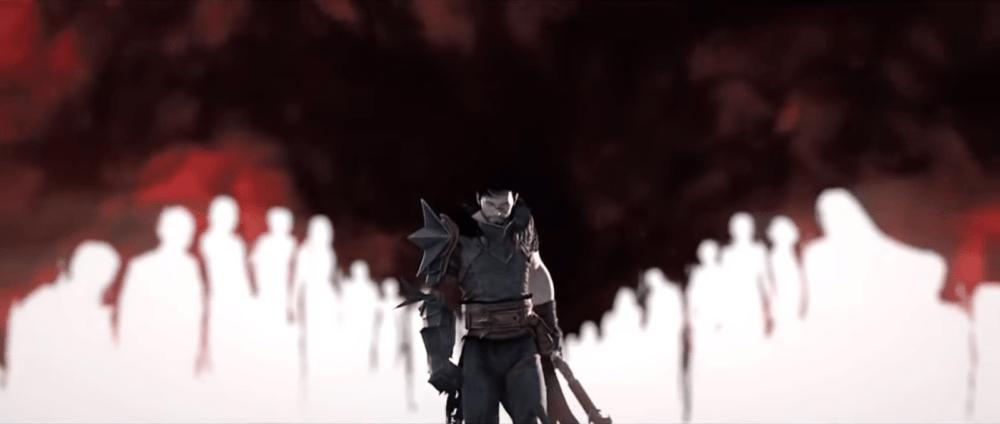 Нам что-то тизерят по Dragon Age