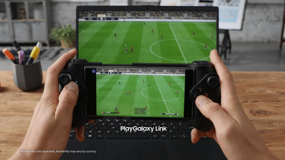 Samsung запускают PlayGalaxy Link в России - стриминговый сервис