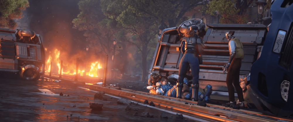 Свежие детали сюжетной компании Overwatch 2