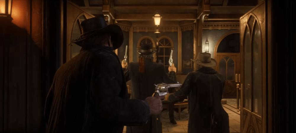 Игроки Red Dead Online получат подарки за проблемный выход игры на PC