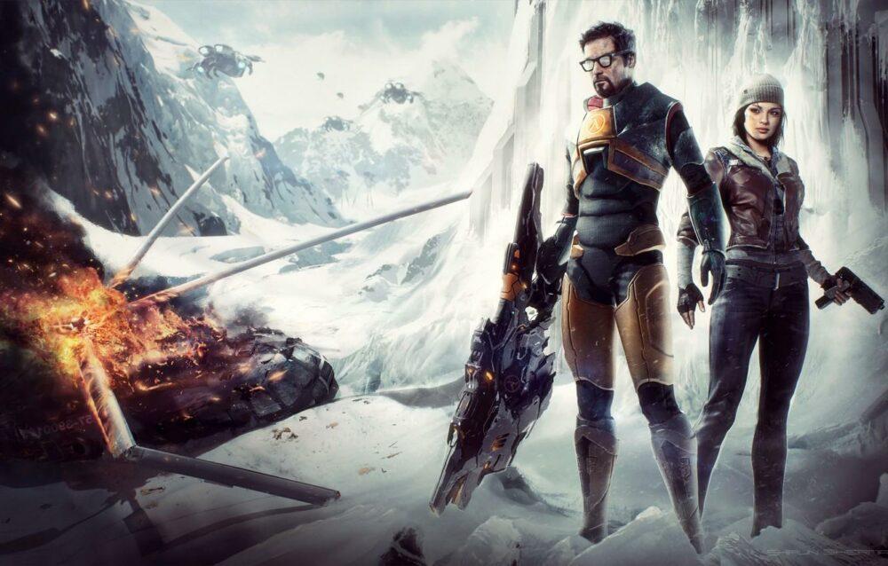 Слух: Valve бросает все силы компании на Half-Life: Alyx, а владельцы Valve Index получат игру бесплатно