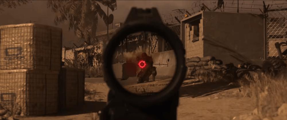 Баланс - не, не слышал или топ оружие Modern Warfare