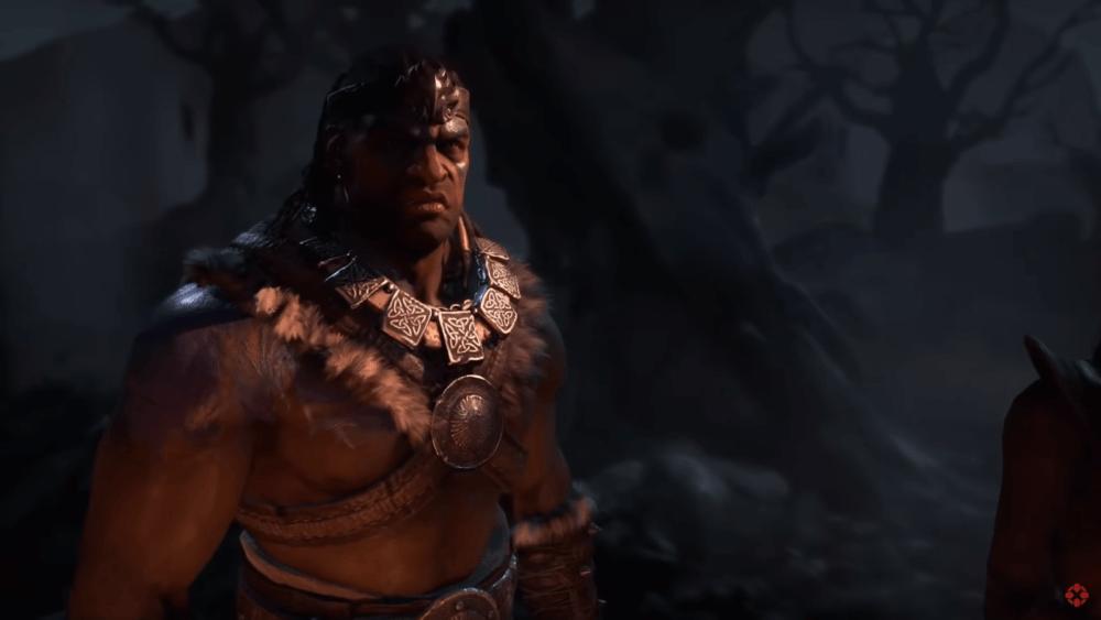 Детали Варвара Diablo 4
