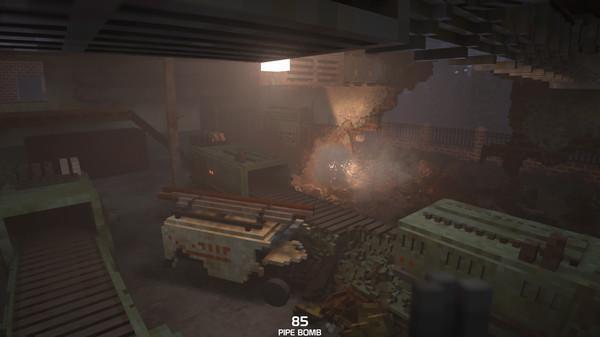 Разрушить все - геймплей Teardown