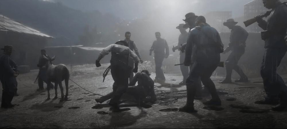 Red Dead Redemption 2 на PC оказалась крайне нестабильной
