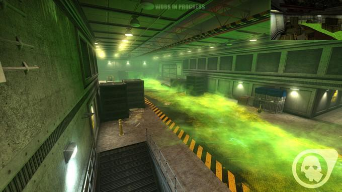 Скриншоты фанатского ремейка Half-Life: Opposing Force