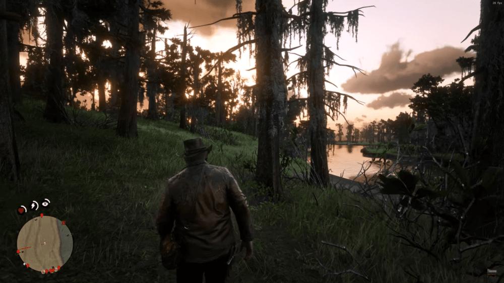 Red Dead Redemption 2 фиксят - патч вышел