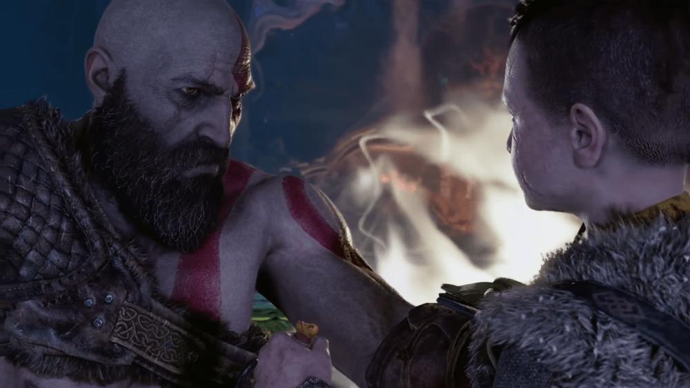 Создатели God of War тизерят новую игру