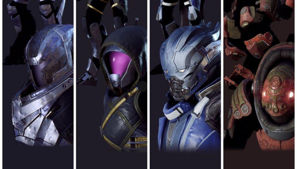 Mass Effect переселяется в Anthem