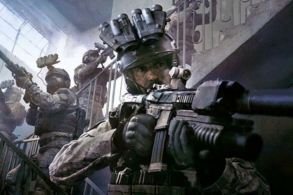 В Call of Duty: Modern Warfare вышла новая обнова, которая включает спецоперации и режимы