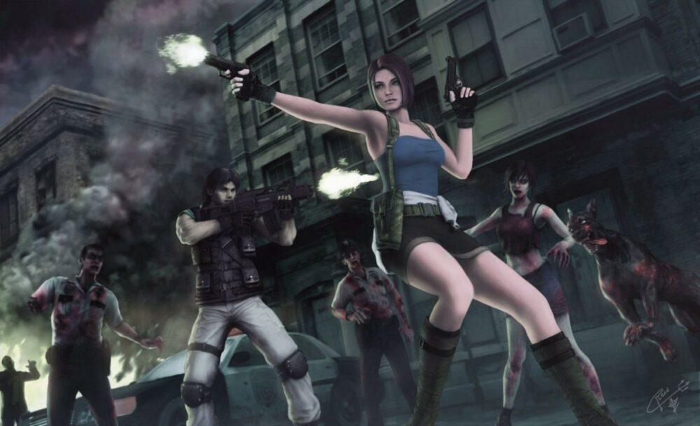 Capcom намекает на выход ремейка Resident Evil 3 в 2020 году
