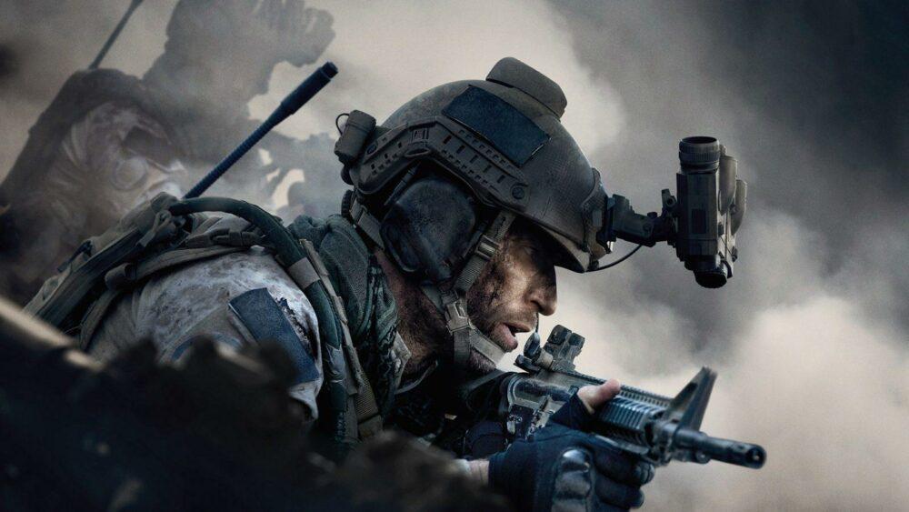 Call of Duty: Modern Warfare занимает первое место по продажам в Великобритании