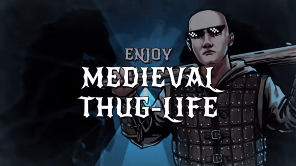 Трейлер Rustler - средневекового беспредела
