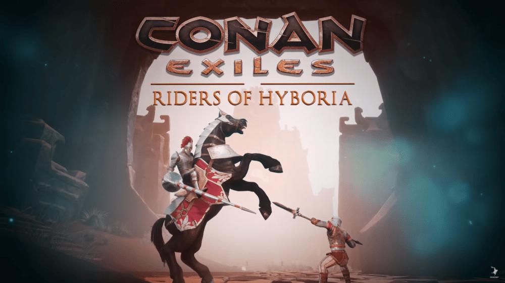 Conan Exiles бесплатно можно опробовать