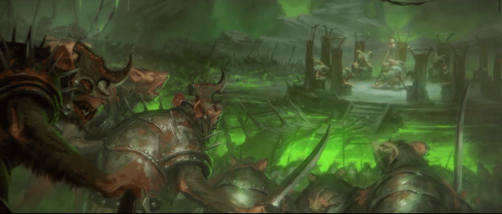 Релизный трейлер дополнения The Shadow and The Blade для Total War: Warhammer 2