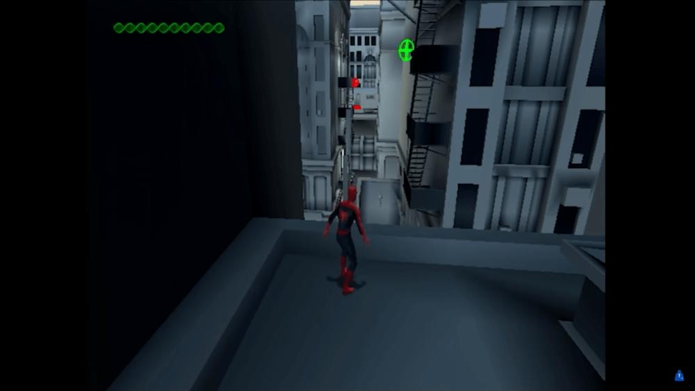 Геймплей отмененной Spider-Man 4