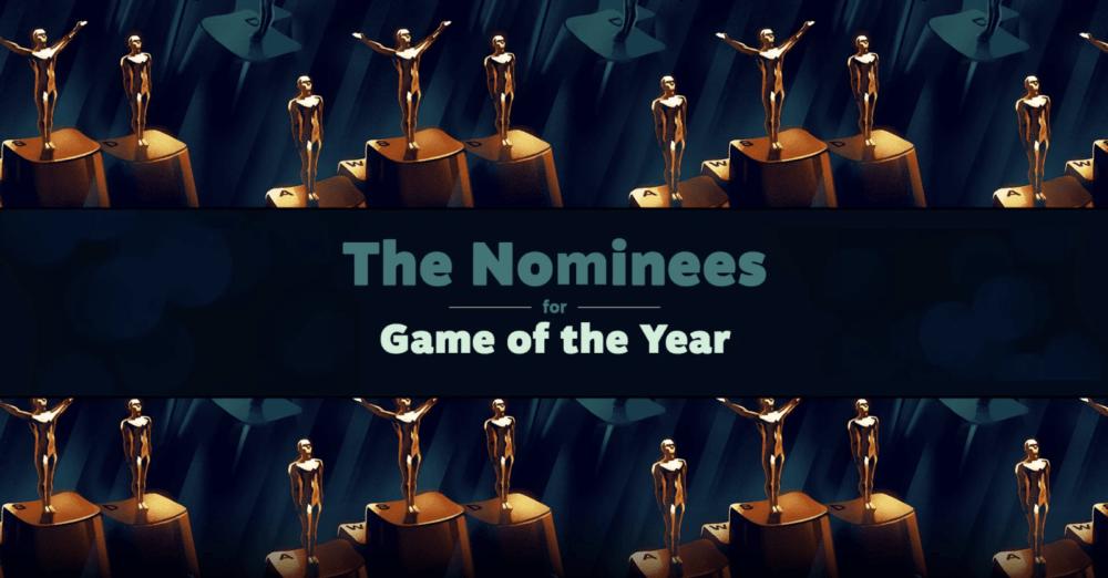 Список номинантов Steam Awards 2019