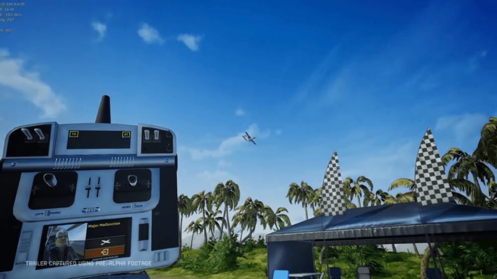 Построй свой самолет и летай на нем - трейлер Balsa Model Flight Simulator