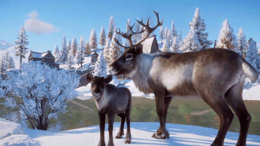 Трейлер арктического дополнения Planet Zoo