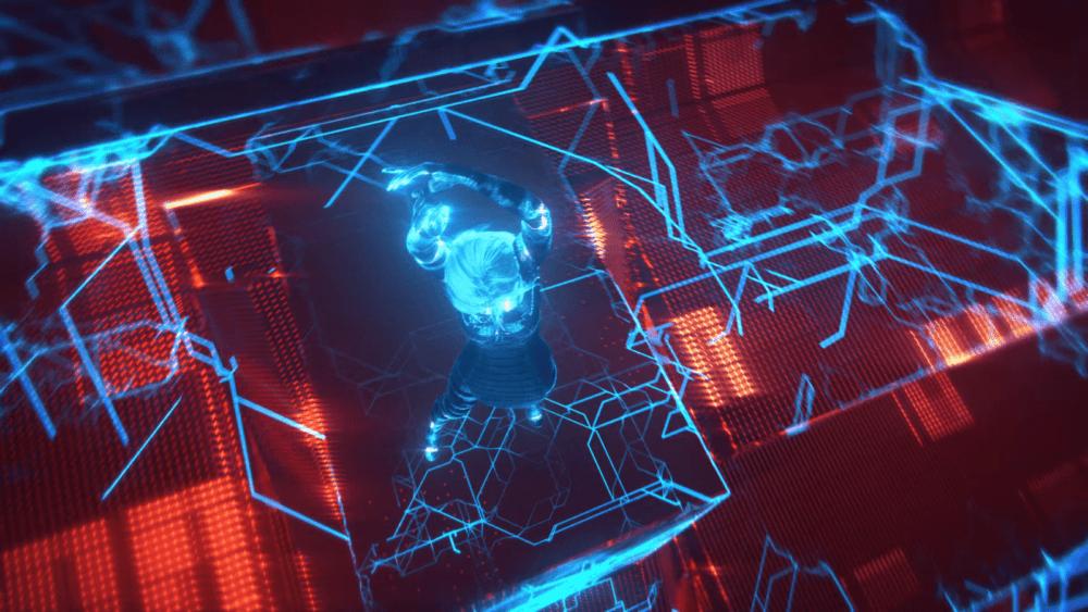 Музыкальный клип Grimes – 4ÆM из Cyberpunk 2077