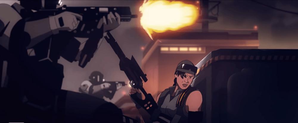 Трейлер новых скинов Rainbow Six Siege
