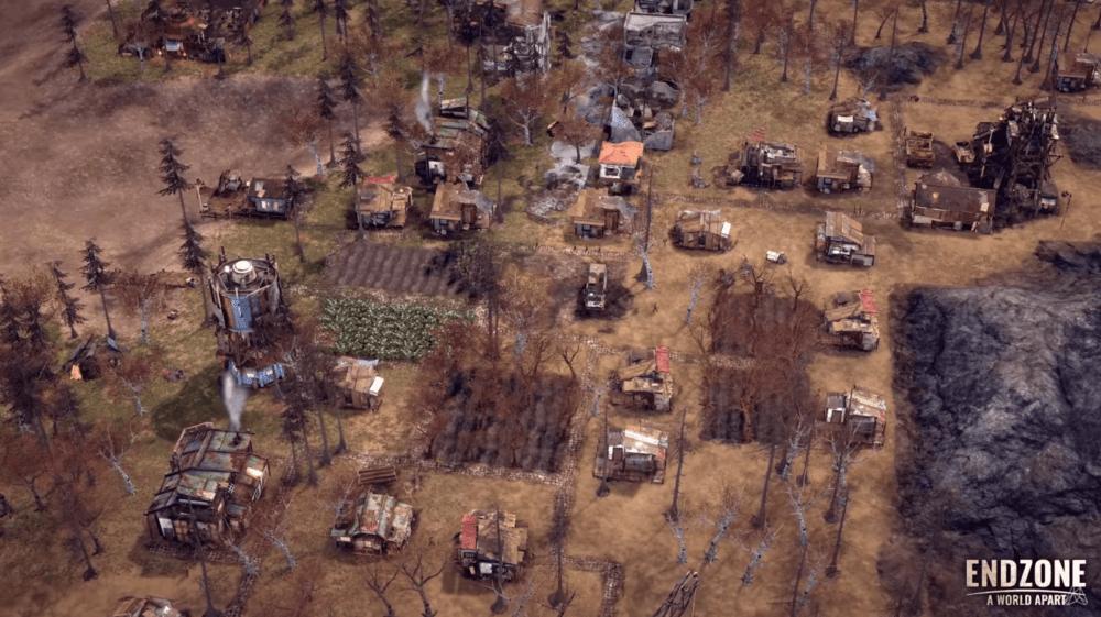 Трейлер постапокалиптической стратегии Endzone: A World Apart