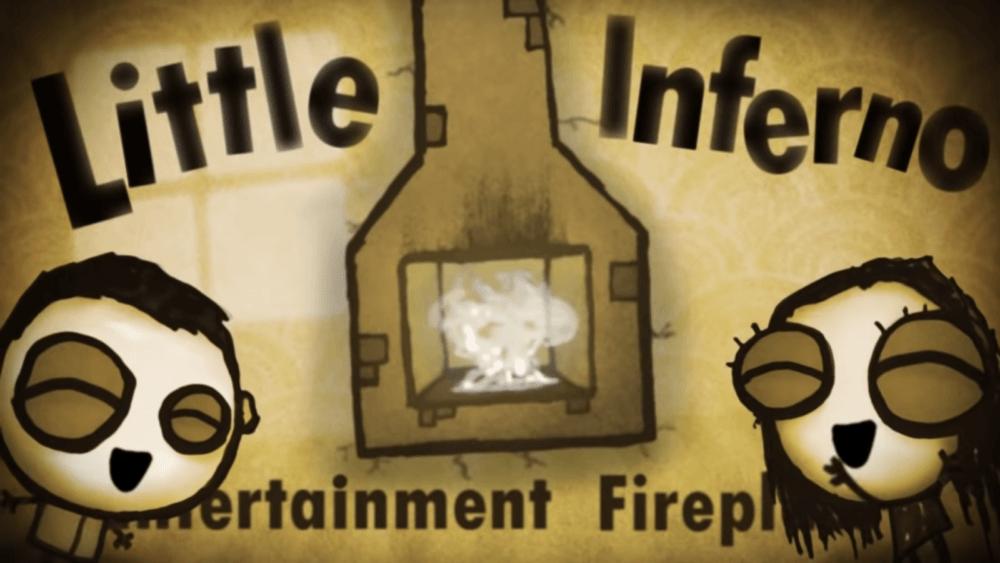 До 19:00 Little Inferno можно забрать бесплатно в Epic Games Store