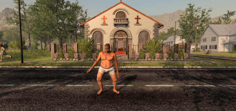 Симулятор онаниста появился в Steam