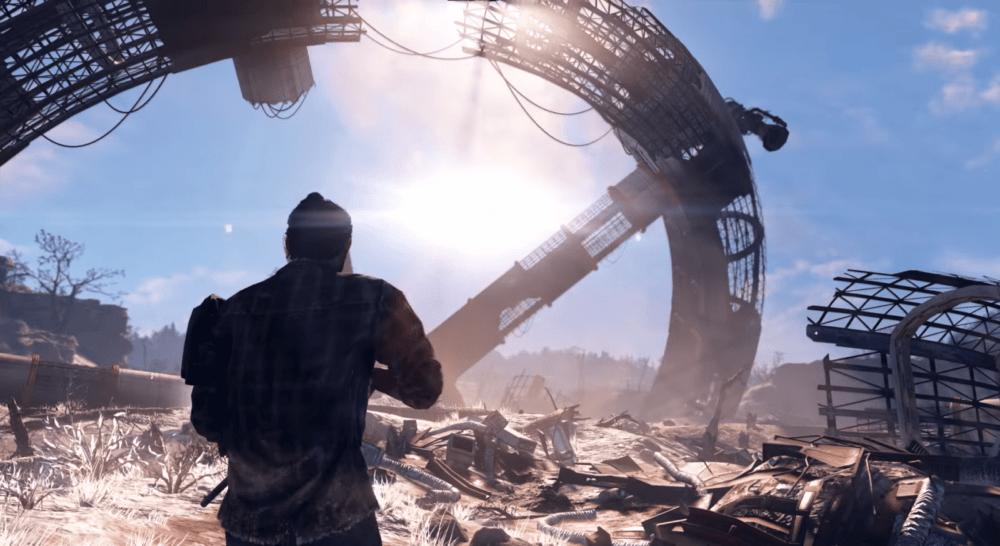 Из инвентарей игроков Fallout 76 крадут вещи