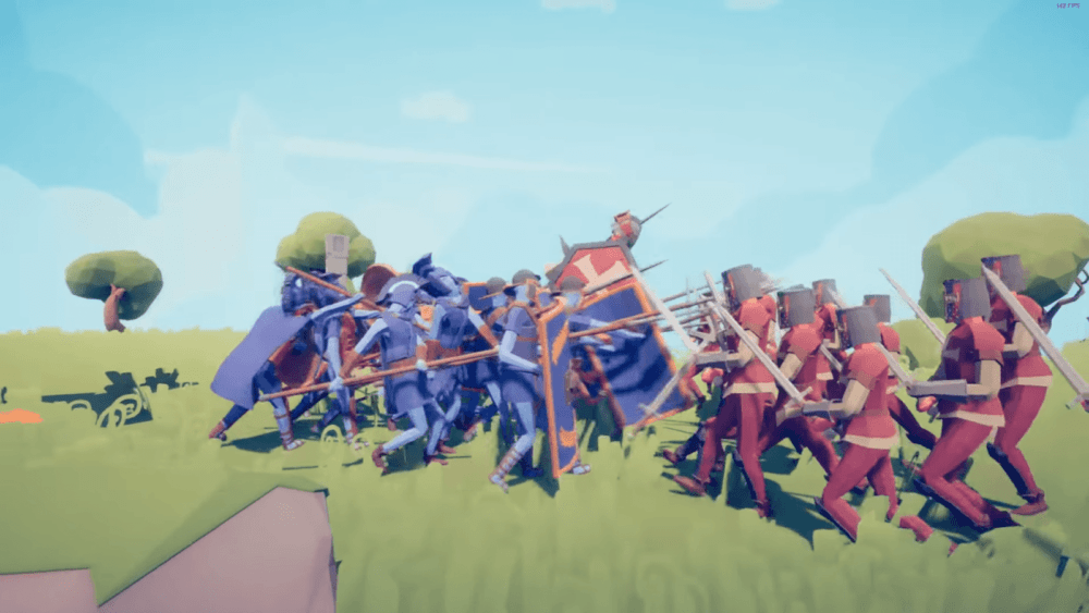 Totally Accurate Battle Simulator бесплатно можно забрать в EGS